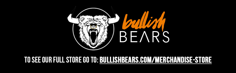 Bullish Bears Merchandise Store Custom Shirts & Apparel