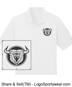 Dri-Fit Polo Design Zoom